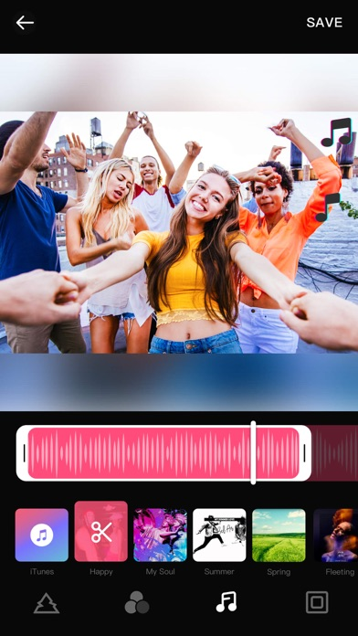 Glitch Cam - Video Effects app image