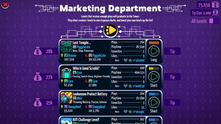 Levelhead - Platformer Maker screenshot-6