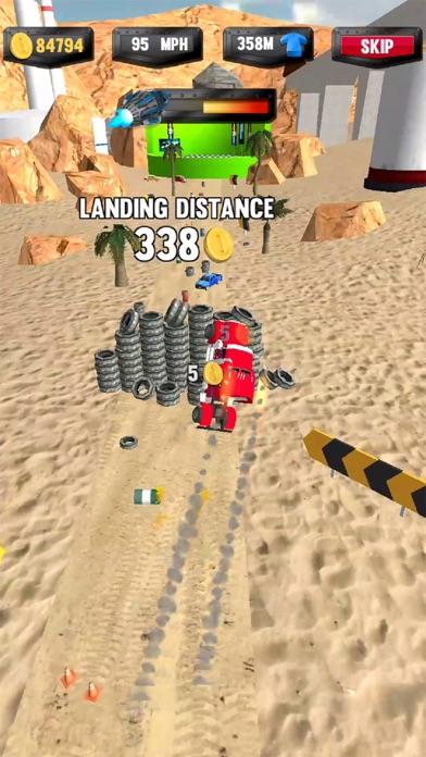 Stunt Truck Jumping screenshot 5