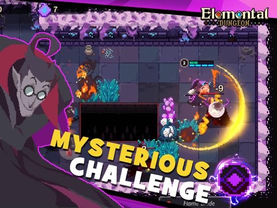 Скачать игру Elemental Dungeon Online