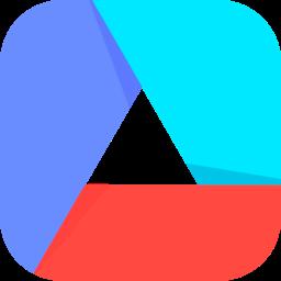 Ícone do app MultiDrive for Google Drive