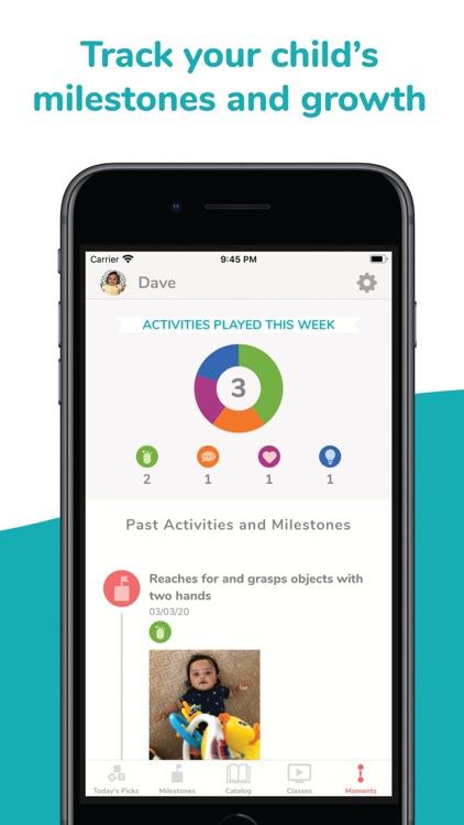 Playfully Baby Development App screenshot-5