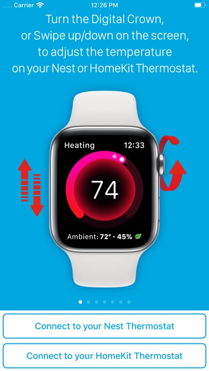 Thermo Watch for Nest & Ecobee screenshot-5
