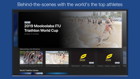 Screenshot #12 for TriathlonLive - Triathlon TV