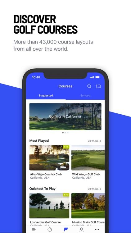 Hole19 Golf GPS & Scorecard screenshot-3
