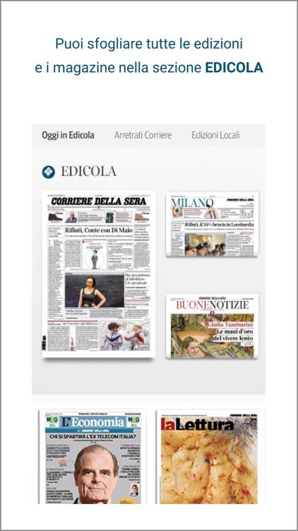 Corriere della Sera screenshot-5