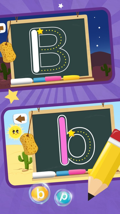 Write Letters - Tracing ABC screenshot-4
