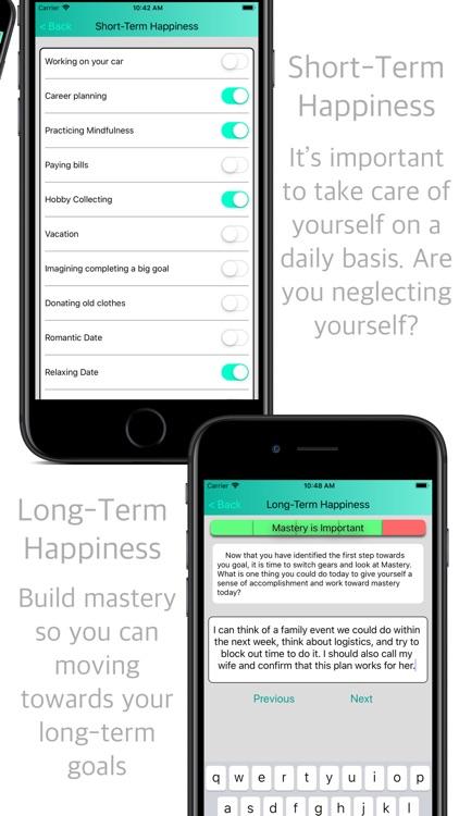 DBT Emotion Regulation Tools screenshot-4