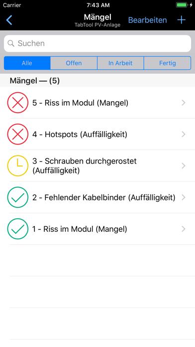 TabTool screenshot two