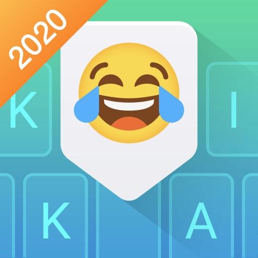 Kika Keyboard - Themes, Fonts