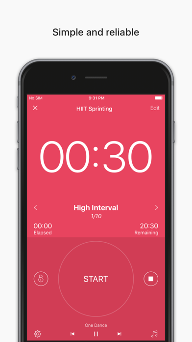 Download Interval Timer - HIIT Workouts for Pc