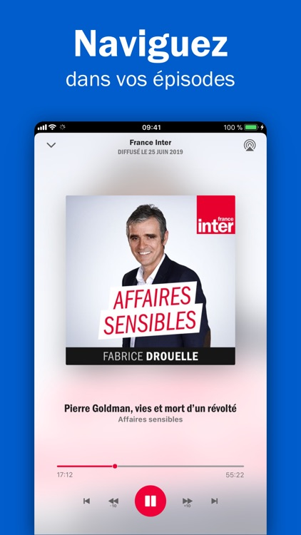 Radio France - podcast, radios screenshot-4