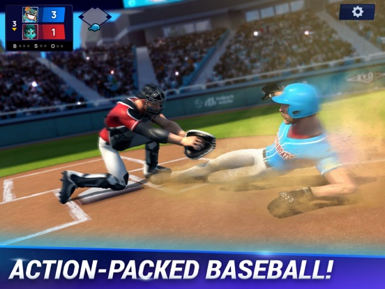 Ballistic Baseball screenshot 9