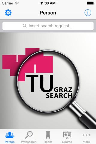 TU Graz Search - náhled