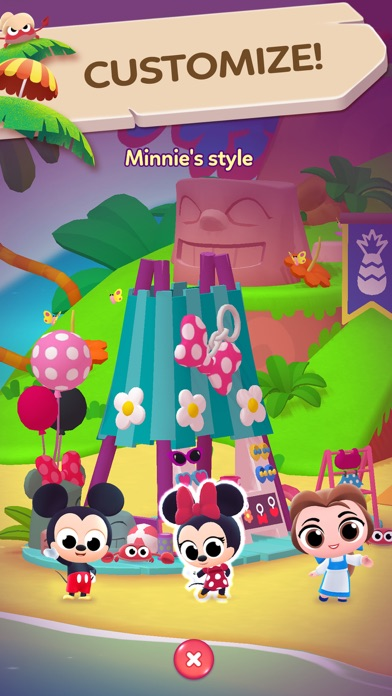 Disney Getaway Blast screenshot 11