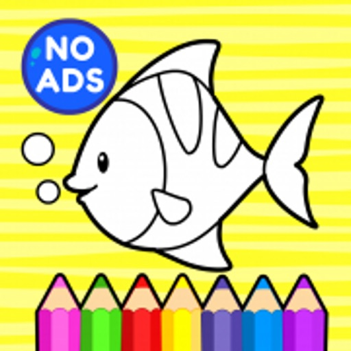 Fun Colouring Games for Kids by Shahbaz Pothiawala