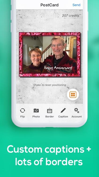 Postcard App by SnapShot screenshot-5