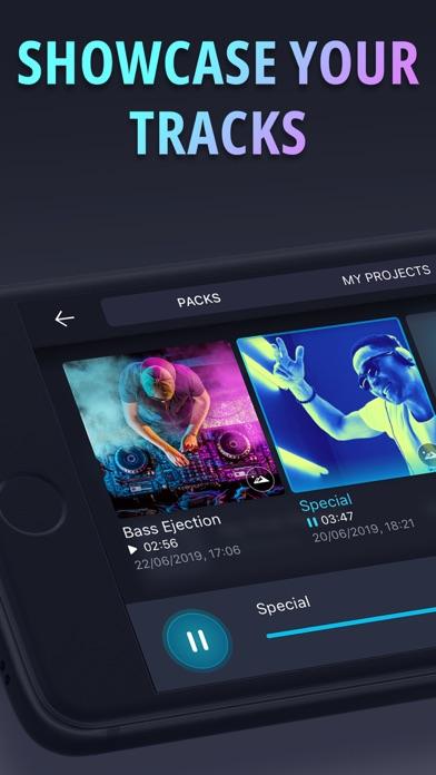Soundle: Music Maker, DJ mixer screenshot 3