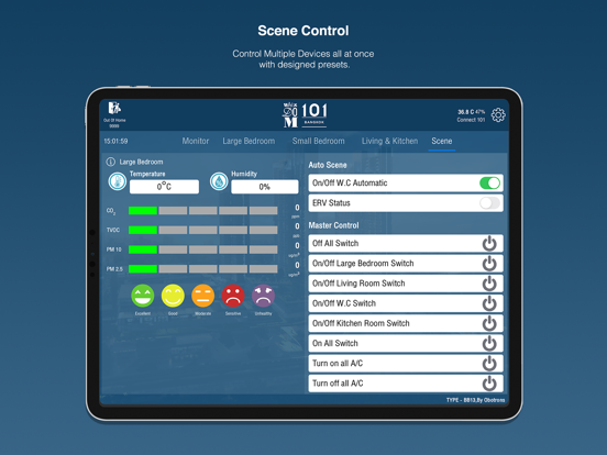 MQDC Smarthome screenshot 9