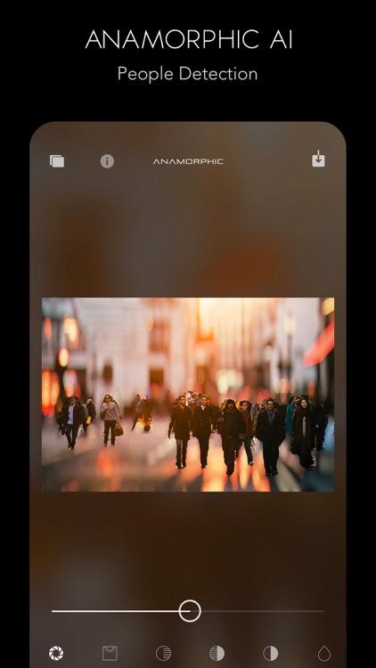 Anamorphic Cinematic Filters screenshot-3