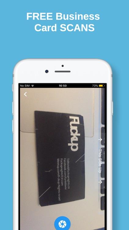 Folocard - Follow Up Email