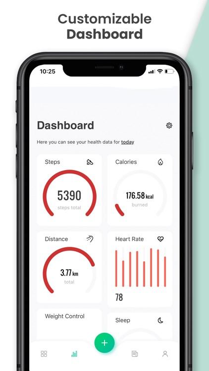 FitTrack Health screenshot-3