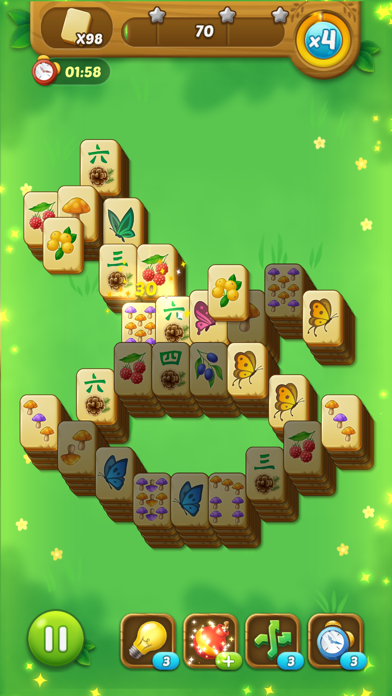 Mahjong Forest Journey screenshot 1