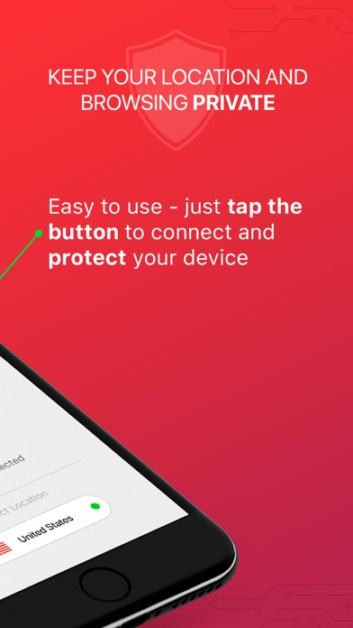Shield VPN - VPN & Security Screenshot