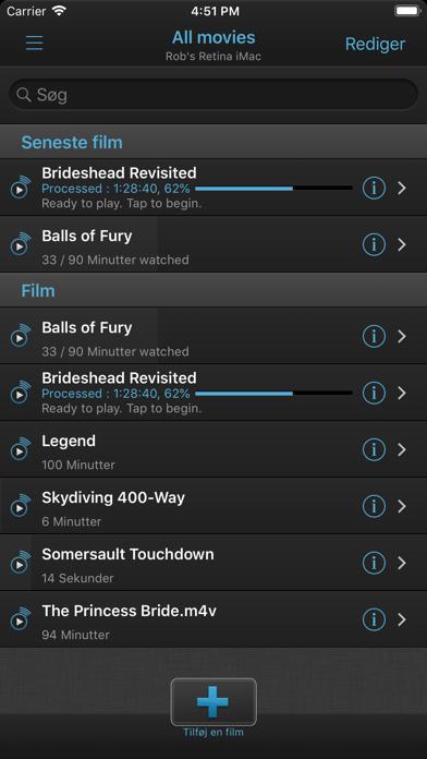 Screenshot for VLC Streamer in Denmark App Store