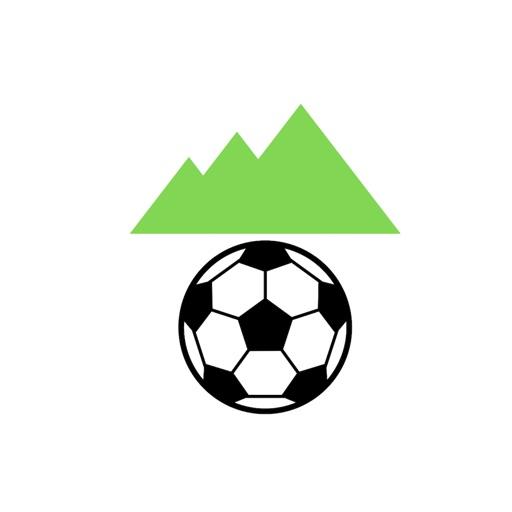 Liga de fútbol en el Ajusco