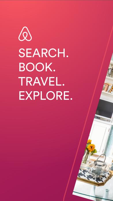 Airbnb by Airbnb, Inc  (iOS, United Kingdom) - SearchMan App