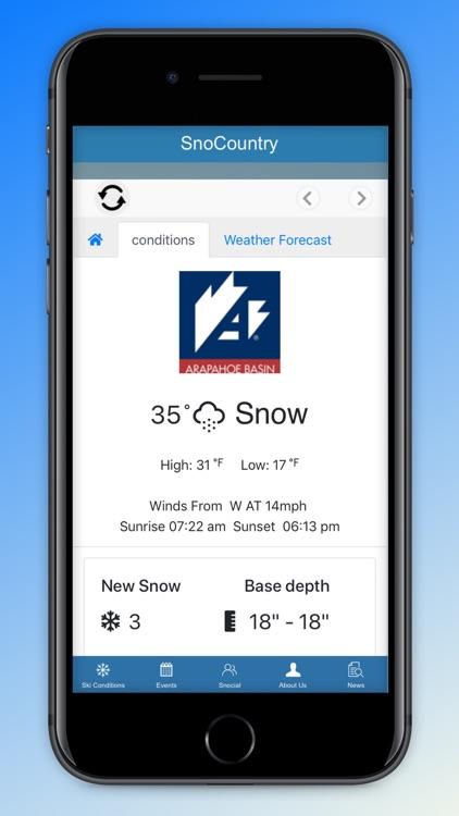 SnoCountry Ski & Snow Report screenshot-4