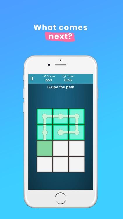 Brainwell: Brain Training Game screenshot-4