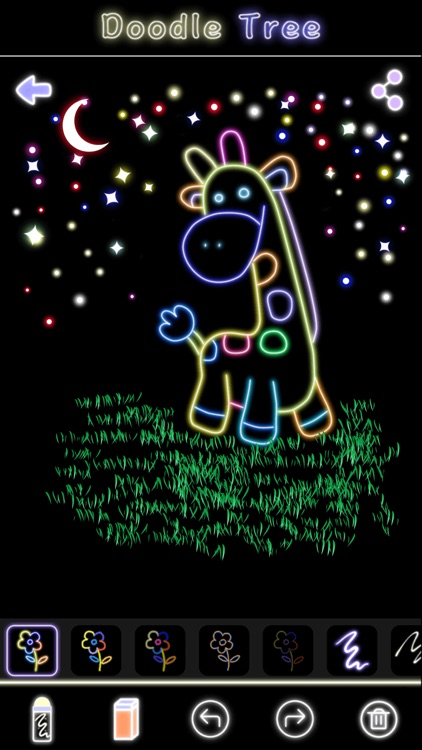 Doodle Tree-Magic Drawing Pad screenshot-2