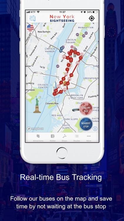 New York Sightseeing Tours screenshot-3