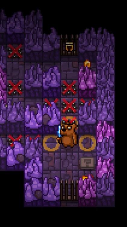 Rogue Grinders - Roguelike screenshot-5