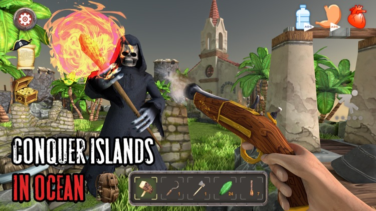 Raft Survival: Lost on Island