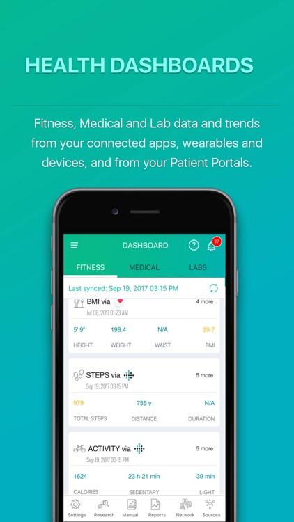 Q.Health screenshot-3