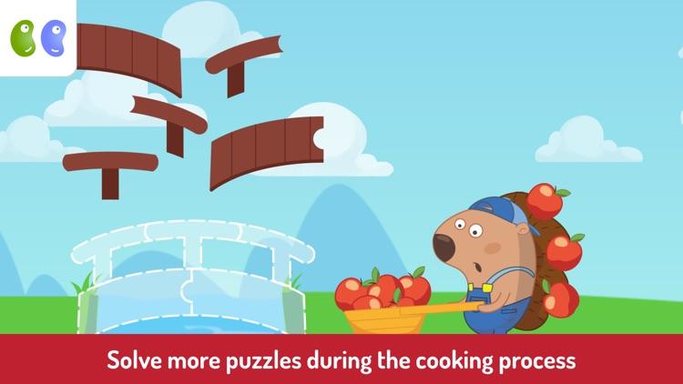 B&B Apple Jam - Cooking Game screenshot-4