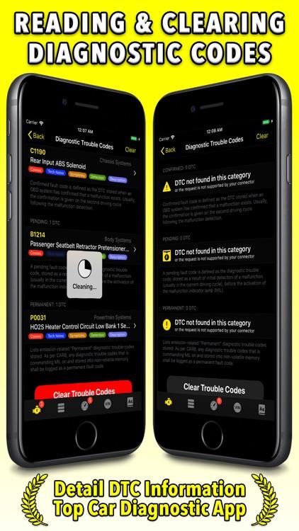 Torque OBD 2 Car screenshot-5