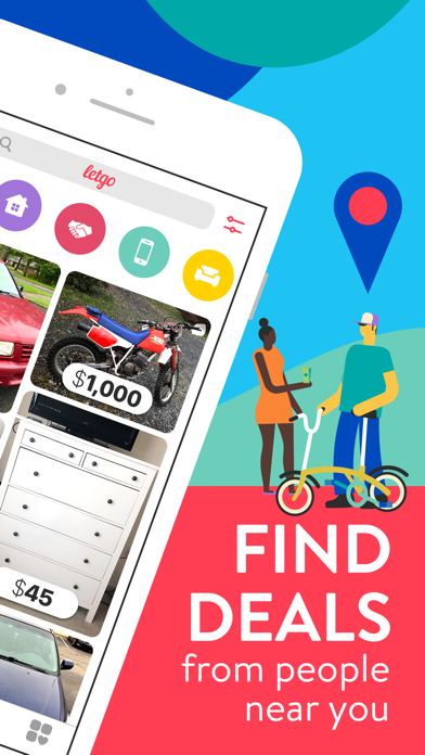 download letgo: Buy & Sell Used Stuff apps 0