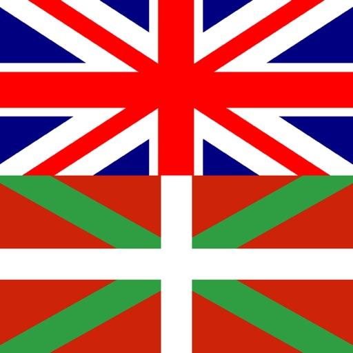 English Basque Dictionary+ icon