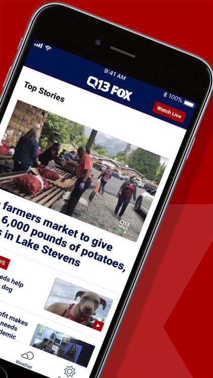 Q13 FOX: Seattle News & Alerts