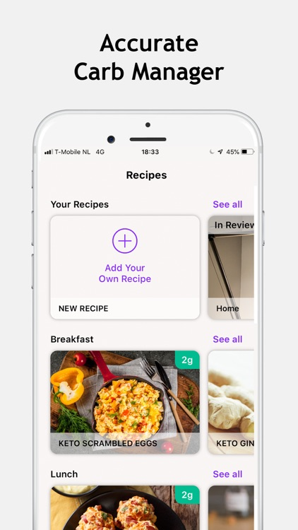 Keto App & Carb Diet Manager screenshot-5