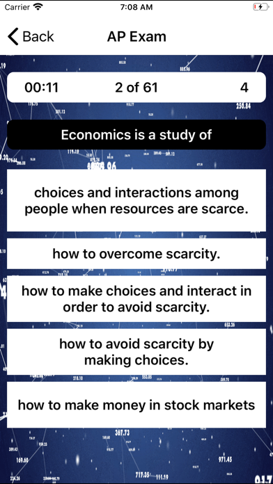 AP Macroeconomics Prep screenshot 4