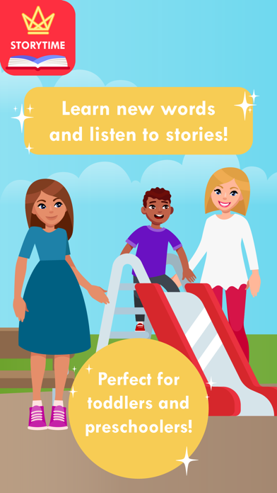StoryTime Kids: My Family Screenshot