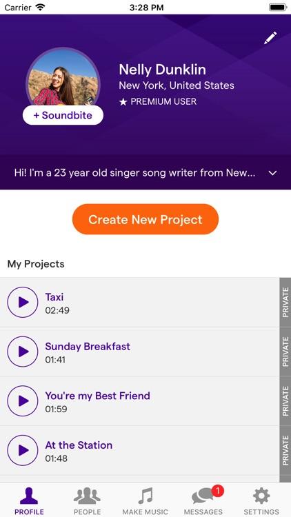 Soundtrap screenshot-3