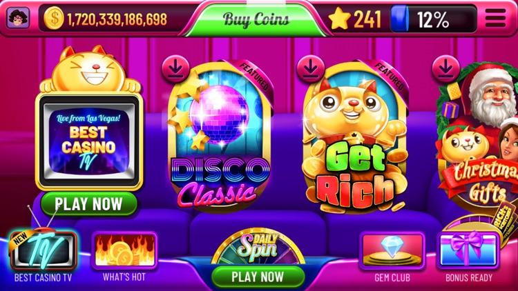 Best Casino Vegas Slots Game screenshot-3