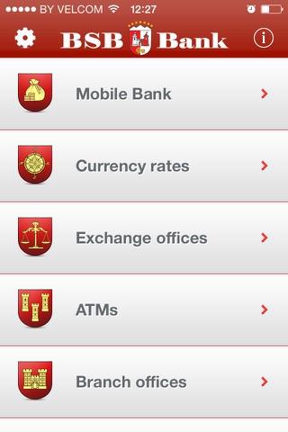 BSB Bank - náhled