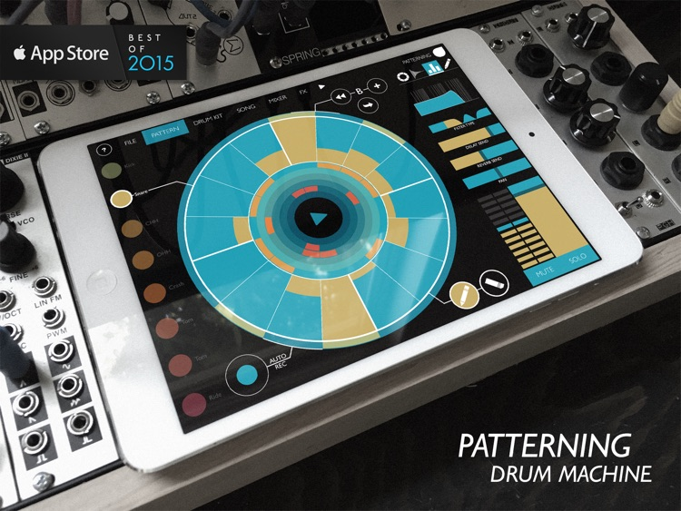 Patterning : Drum Machine